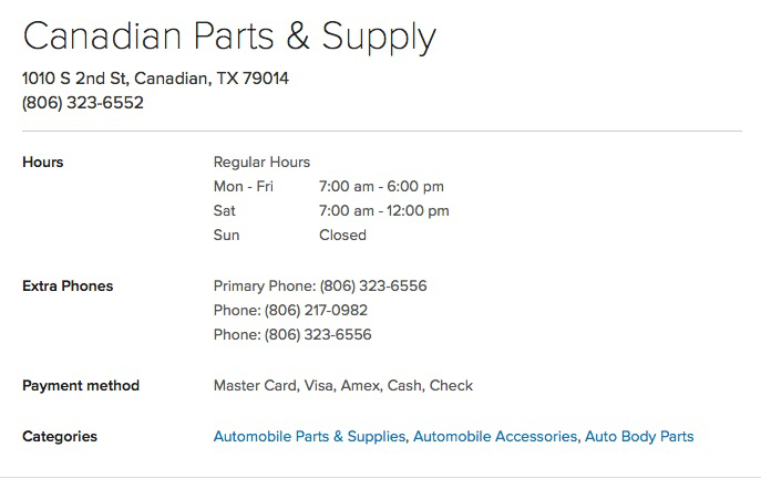 canadian parts supply4