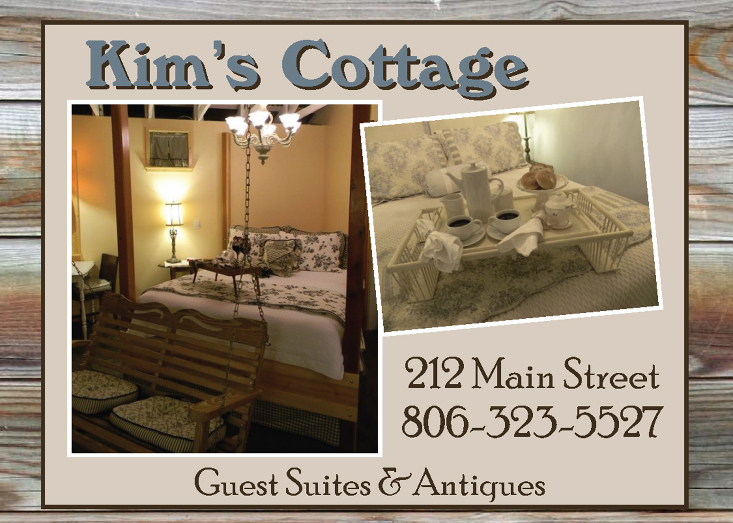 lodging kims cottage