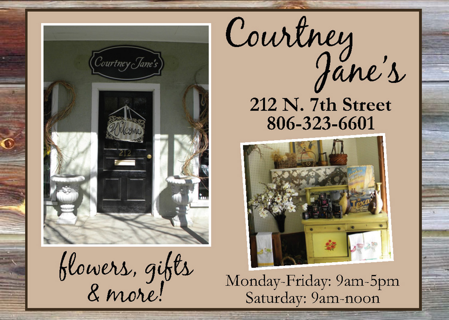 shopping courtney janes shop