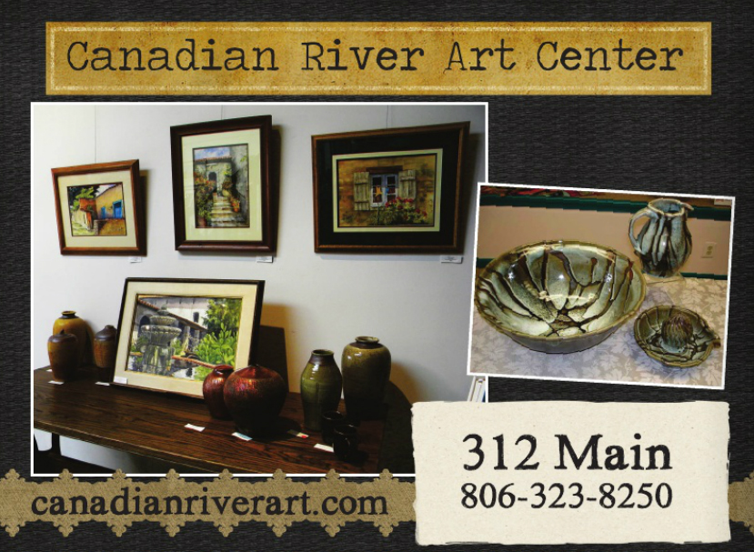 attractions canadian river art